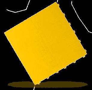 dalle esprit pierre jaune Polydal