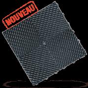 Polydal nouveau Damier Pro 48 gris anthracite
