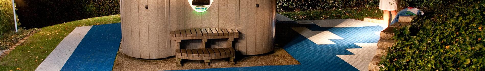 dalles de sol pour piscine polydal qualit suisse. Black Bedroom Furniture Sets. Home Design Ideas