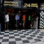 revetement sol boutique 24h du Mans
