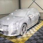 dalle lavage automobile