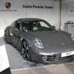 sol pour evenement Porsche