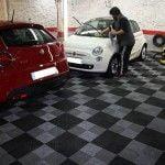 sol polydal pour station de lavage