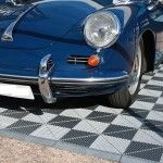 tapis de dalle spéciale voiture de collection