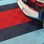 dalles de sol Polydal Motorsport BMW