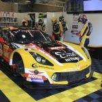 dalles_de_sol_Polydal_Corvette_racing