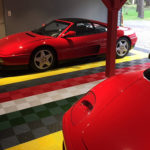 dalles_de_sol_Polydal_garage_privé_Ferrari