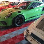 dalles_de_sol_Polydal_garage_privé_Porsche_ferrari