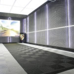 dalles de sol Polydal garage led innovabox