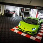 dalles de sol Polydal Le Mans Auto Racing