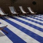 dalles de sol Polydal plage