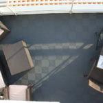 dalles de sol damier confort Polydal pour terrasse