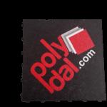 dalle noire logo Polydal