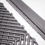 accessoires Polydal bordure grise montage