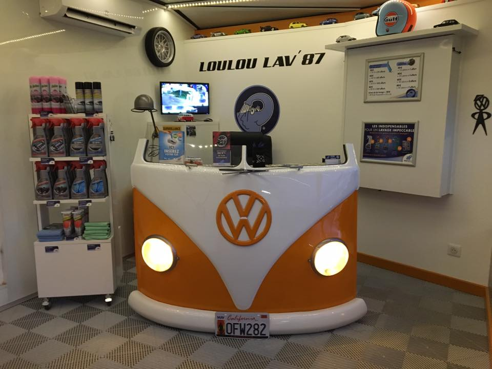 sol Polydal bureau van Volkswagen