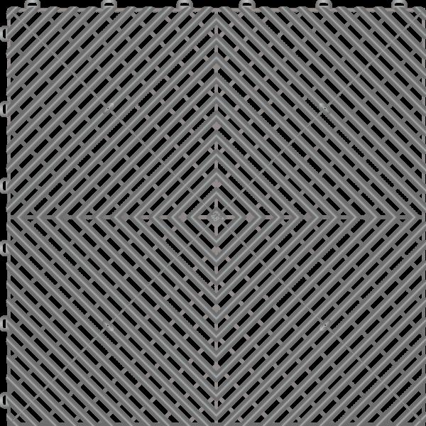 Dalle Pro 48 gris alu foncé